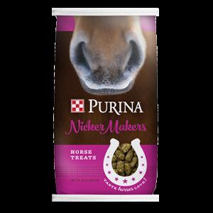 Purina Nicker Makers Horse Treats