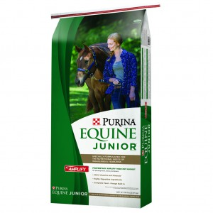 Purina Equine Junior Horse Feed