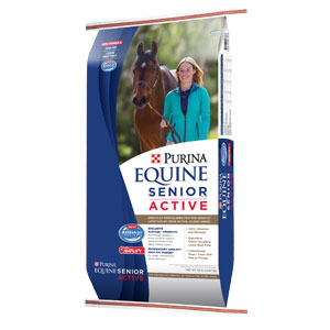 Equine Senior Active