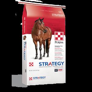 Purina Strategy Professional Formula GX Horse Feed