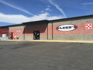 Oslen's Grain Flagstaff Store