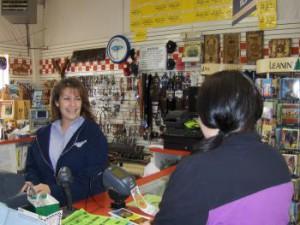Olsen's Grain Chino Valley Manager, Kathy Barnes