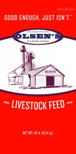 WP Olsens Livestock 40lb 15x5.5x31