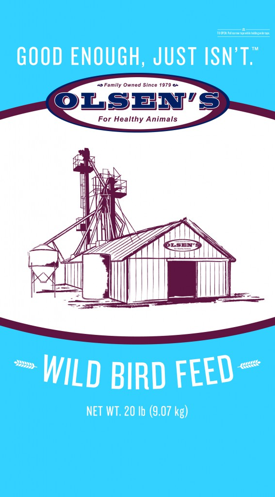 WP Olsens Wildbird 20lb 13x4x24