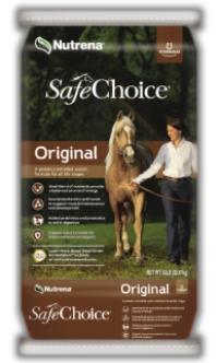Nutrena Safechoice Original at Olsen's