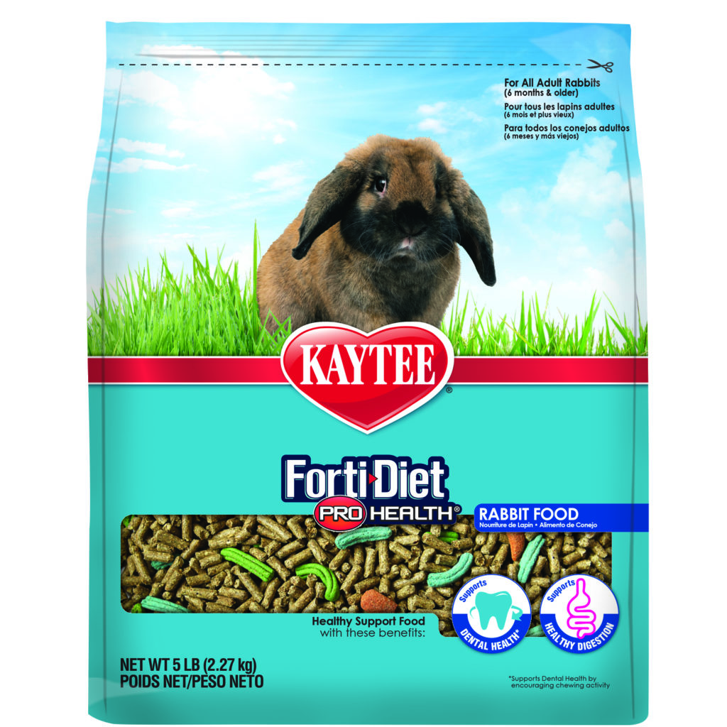 Kaytee Forti-Diet Pro Health Adult Rabbit