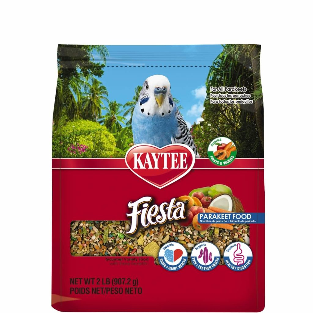 Best Commercial Parakeet Food