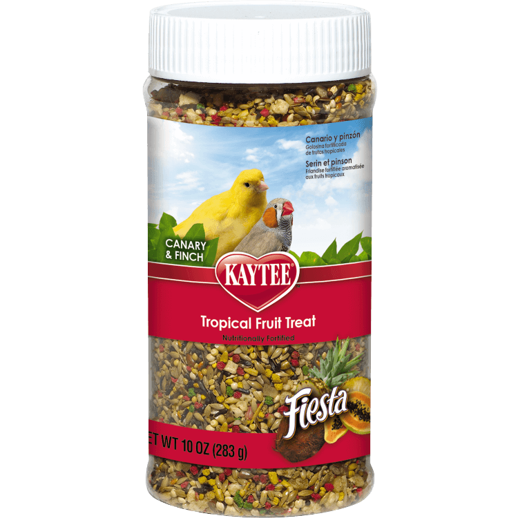 Kaytee Fiesta Tropical Fruit Canary Finch