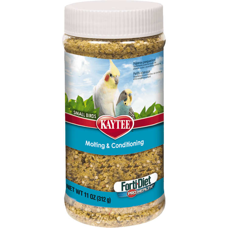 Kaytee Forti-Diet Pro Health Molting and Conditioning for All Pet Birds