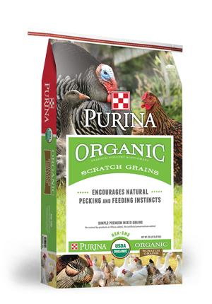 Organic Scratch Grains