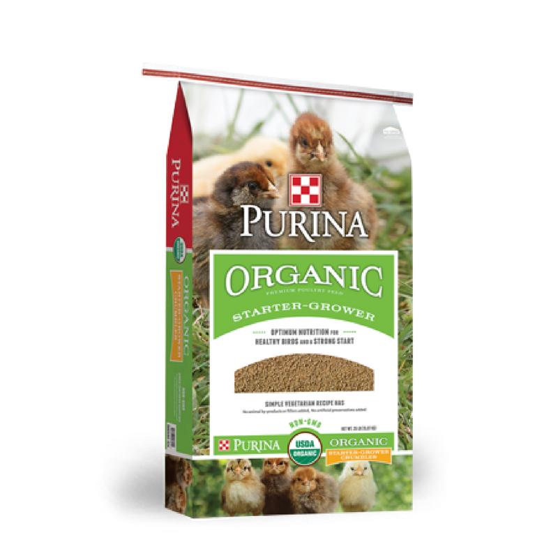 Purina Organic Starter-Grower
