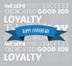 January Employee Anniversaries