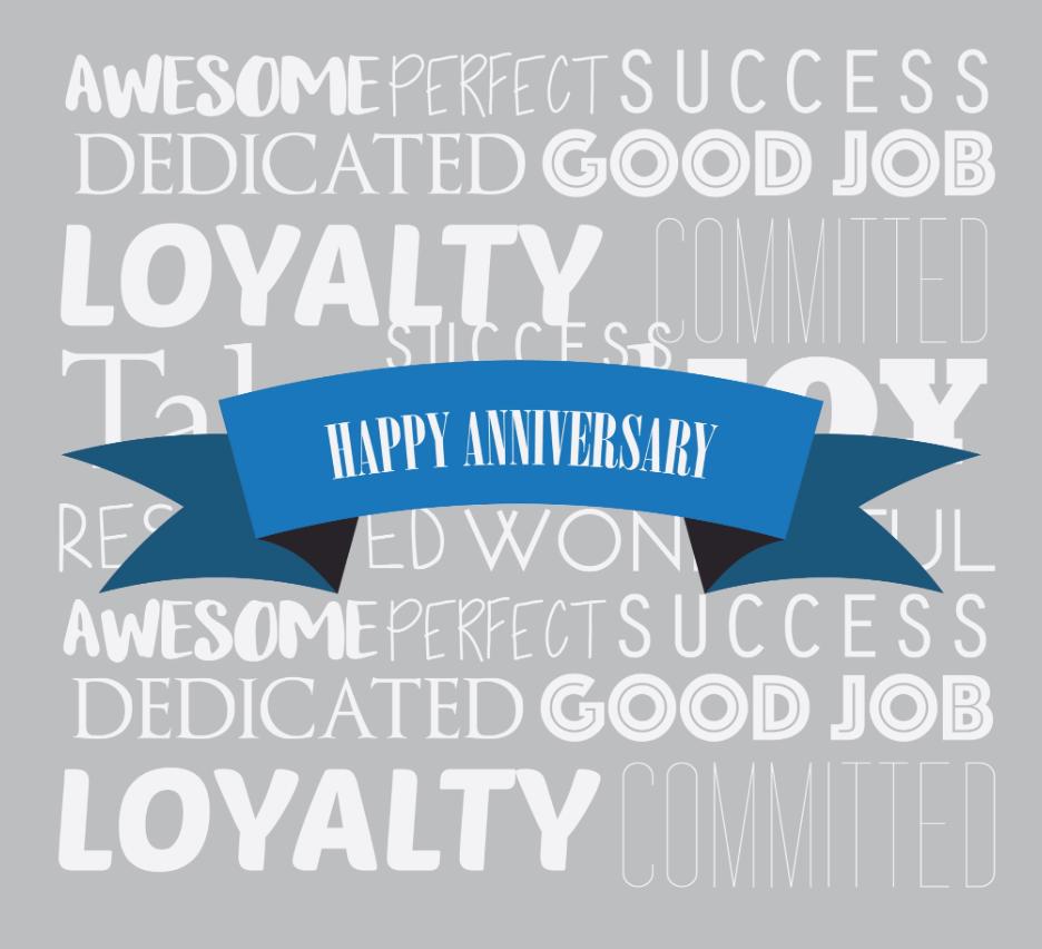 October Employee Anniversaries: 38 Years Of Customer