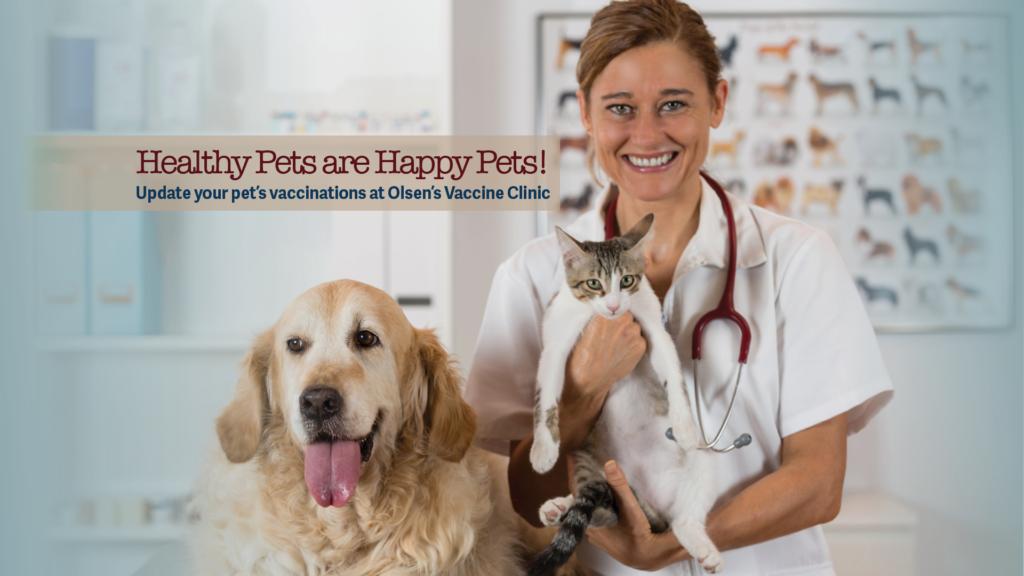 Pet Vaccine Clinic