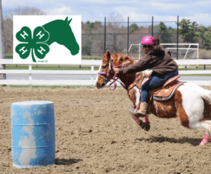 Youth 4H Gymkhana Horse Shows