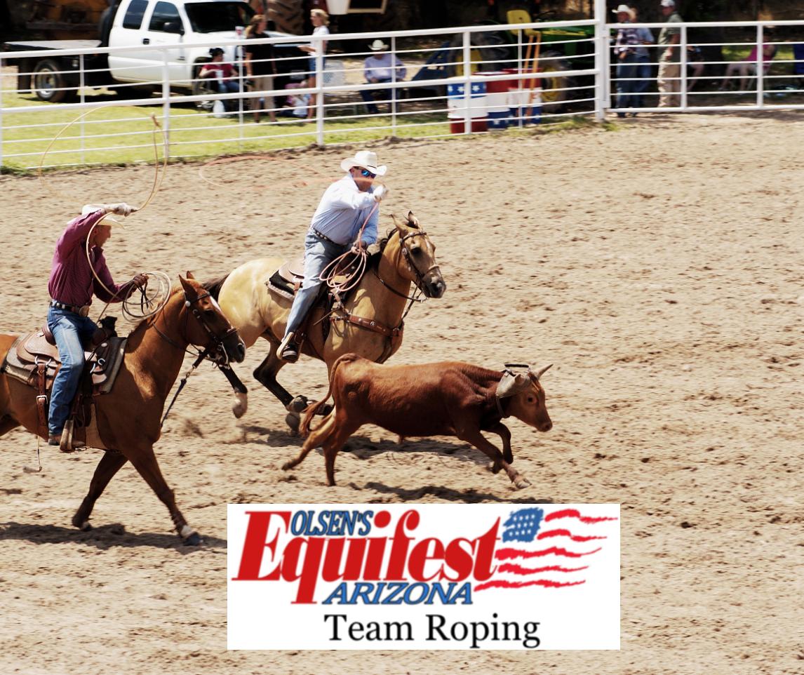 2019 Equifest Team Roping