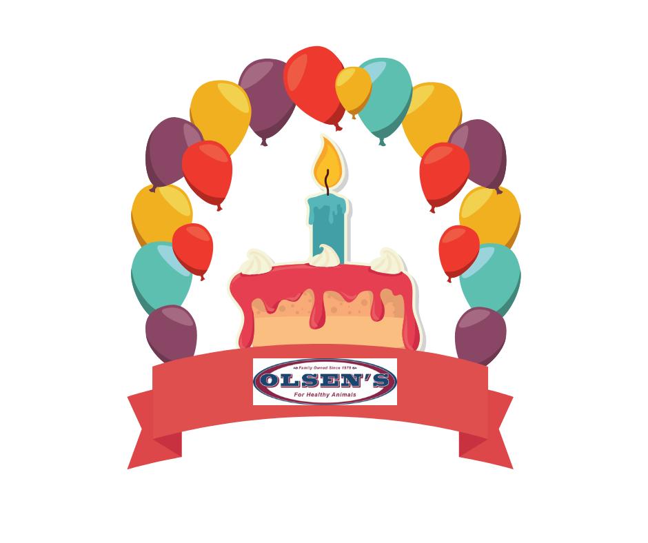 August Employee Birthdays and Anniversaries