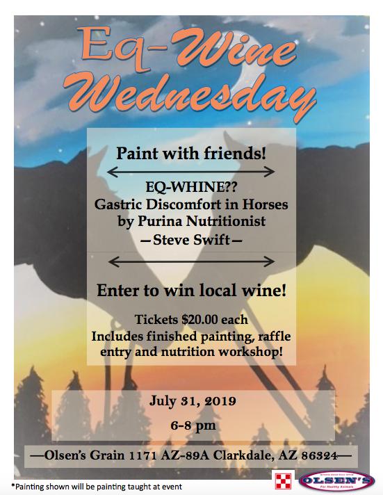 Eq-Wine Wednesday