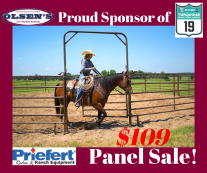 Priefert Panel Sale