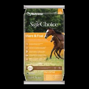 Nutrena SafeChoice Mare & Foal Pellet Horse Feed